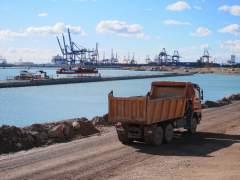 España busca reducir en un 20% el CO2 emitido en el transporte de mercancías