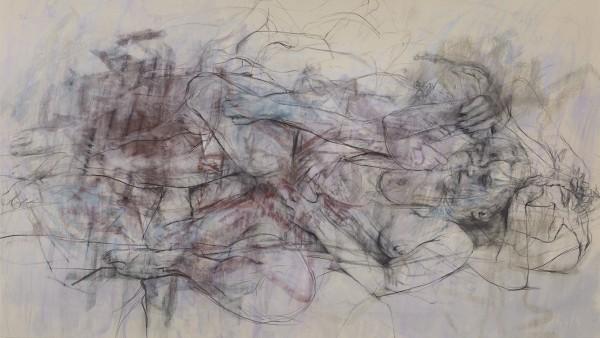 JENNY SAVILLE - Ebb and Flow, 2015