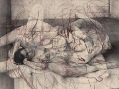 La maternidad endulza el arte corrosivo de Jenny Saville