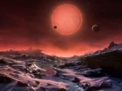 Científicos descubren tres planetas similares a la Tierra potencialmente habitables