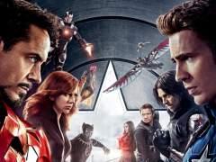 'Capitán América: Civil War' debuta con 3,6 millones de euros en España