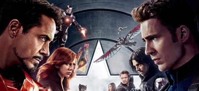 Capitán América: Civil War