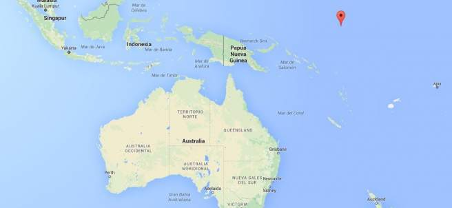 Isla de Nauru