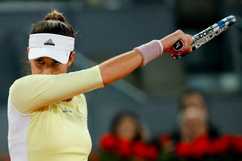 El Mutua Madrid Open: mucho tenis, muchos VIPS