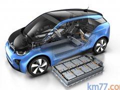 Nuevas baterías con más capacidad para el BMW i3