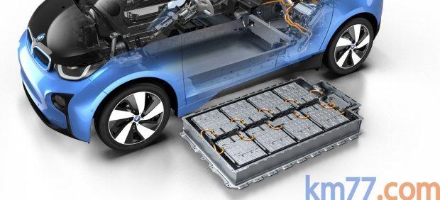 Batería de mayor capacidad