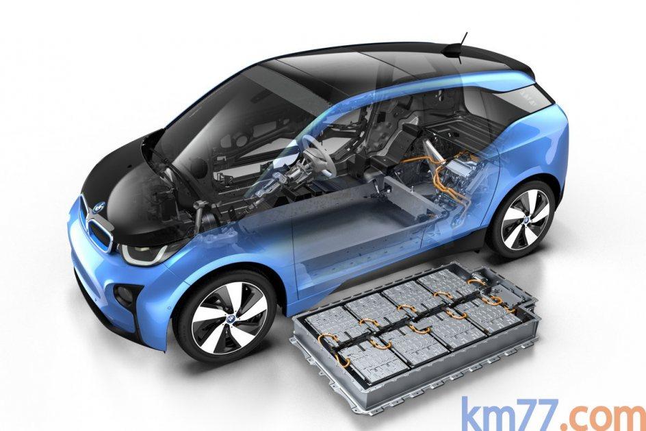 Batería de mayor capacidad. A partir del verano de 2016 el BMW i3 estará disponible con una batería de 94 Ah (Amperios/hora).