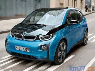 Monovolumen eléctrico de BMW