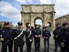 La Policía de China realizará patrullas por Roma y Milán