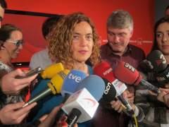 Meritxell Batet y Carles Martí (PSC) ultiman un acuerdo para evitar las primarias