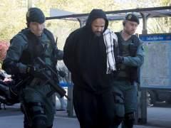 Prisión incondicional para los cuatro detenidos por captación yihadista en Madrid