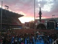 Concierto AC/DC en Madrid (2015)