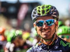 """Valverde, ante su primer Giro: """"Lo afronto con ilusión y ganas"""""""