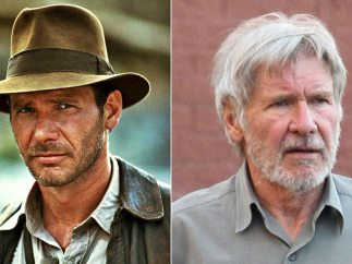 Harrison Ford - Henry Jones Jr. / Indiana Jones
