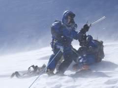 Carlos Soria: el abuelo del alpinismo en la cumbre más peligrosa