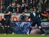 Gol del Atlético al Bayern