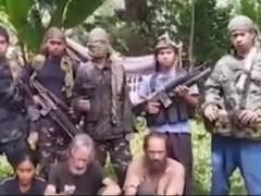 Abu Sayyaf amenaza con matar a 3 rehenes más