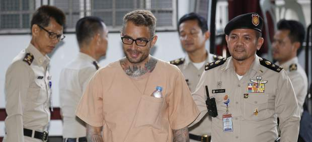 Asesinato en Tailandia de David Bernat