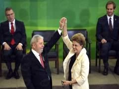 La Fiscalía brasileña pide investigar a Lula da Silva y Dilma Rousseff por obstrucción a la Justicia