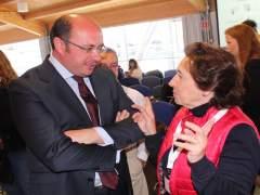 El presidente de Murcia, niega que contratase con la Púnica