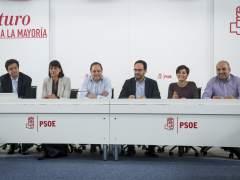 """El PSOE reprocha a Iglesias que quiera liderar """"la vetusta izquierda comunista"""""""