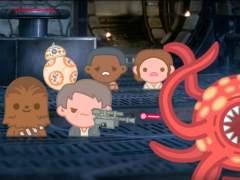 'El despertar de la Fuerza' contada con emojis