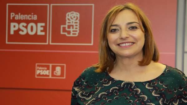 Secretaria del PSOE de Palencia, Miriam Andrés