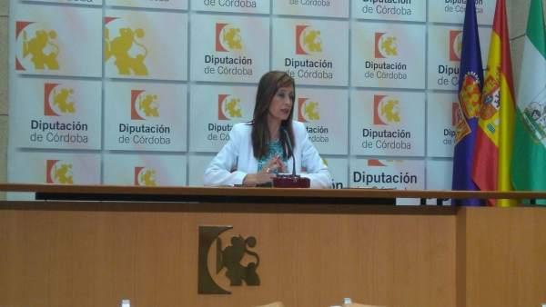 Felisa Cañete informa sobre el Programa de Adaptación Funcional de Hogares 2016