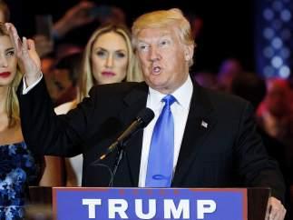 Trump se impone en las cruciales primarias de Indiana