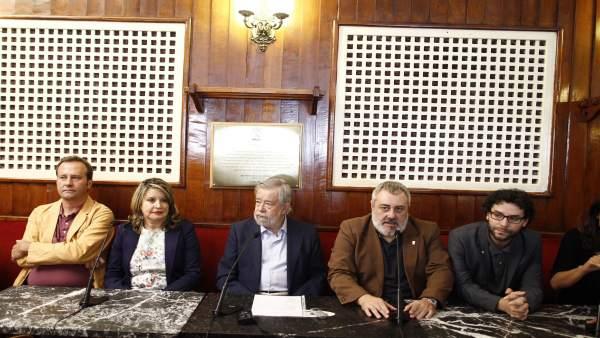 Premio de novela Café Gijón