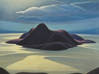 Lawren Harris - Pic Island, about 1924