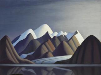 Lawren Harris - Mount Thule, Bylot Island, 1930