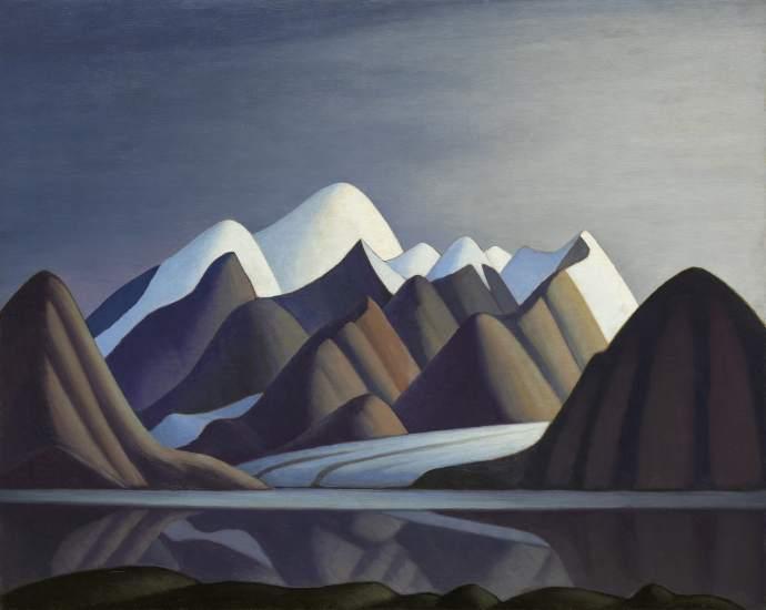 Lawren Harris, pintor del Norte Lejano de Canadá