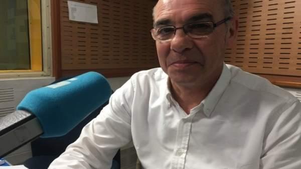 Francisco Jorquera Caselas, portavoz parlamentario del BNG