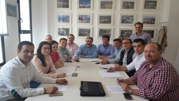 NP. Salado Pide A La Junta Que Agilice La Autorización De Proyectos De La Senda