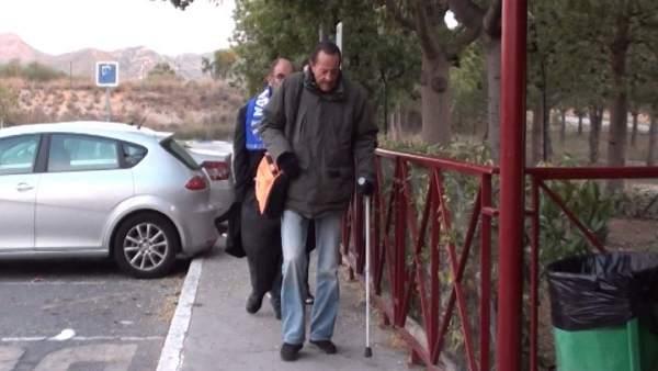 Julián Muñoz regresa a prisión tras unos días libres