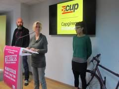La CUP se ha abstenido y ha permitido a Colau aprobar la modificación presupuestaria