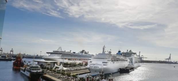 Resultado de imagen de cruceros gran canaria