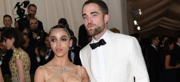 FKA Twigs y Robert Pattinson