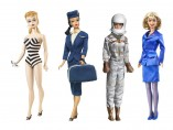 Cuadro modelos de Barbie
