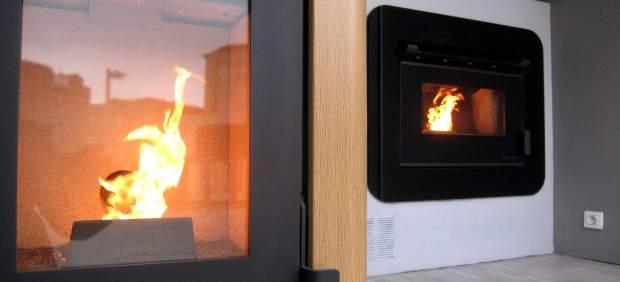 Estufas de biomasa en Salamanca