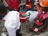 Rescate en Nairobi