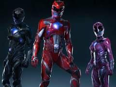 Desvelan los nuevos 'Power Rangers'