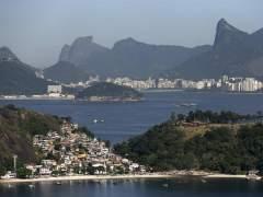 Tiroteo en una céntrica favela de Río