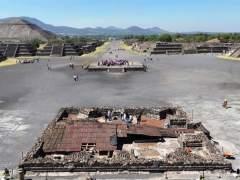 Descubren nuevas ruinas en la zona de Teotihuacan, México