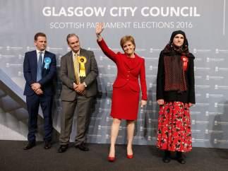 Elecciones regionales en Reino Unido