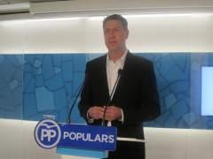 Fernández Díaz será el candidato del PP catalán y Rajoy hará campaña un día en Cataluña