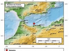 Científicos del CSIC identifican una nueva falla en el mar de Alborán