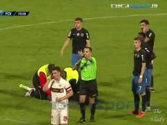 Muere en pleno partido el futbolista camerunés Patrick Ekeng