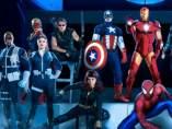 La fiebre por los superhéroes de Marvel